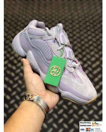 Adidas Yeezy 500 Sneaker Shoes Light Purple