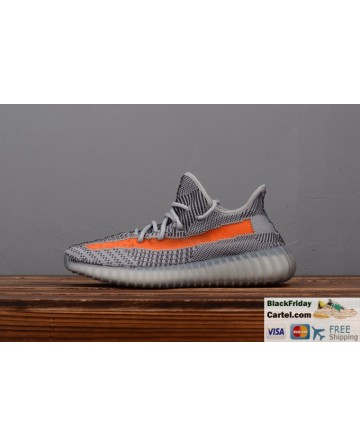 Adidas Yeezy Boost 350 V2 Beluga Grey Orange Trainers