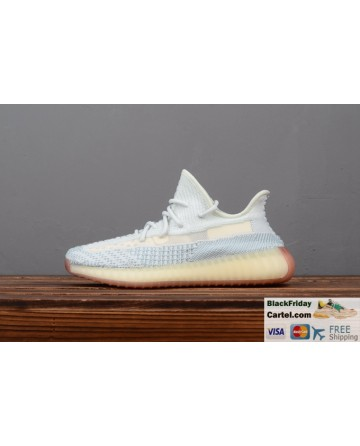 Adidas Yeezy Boost 350 V2 Light Blue Men's Running Shoes