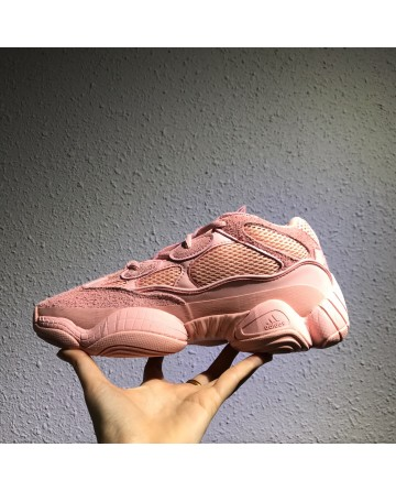 Adidas Yeezy Boost 500 Pink Shoes