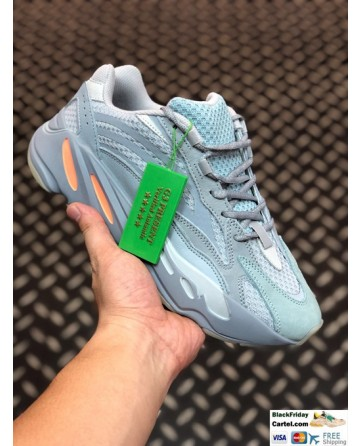 Adidas Yeezy Boost 700 V2 Running Shoes Blue
