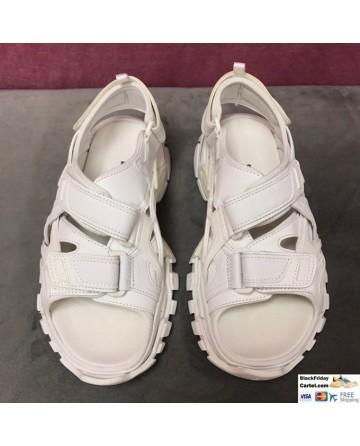 Balenciaga 2020 SS White Sport Sandals Online