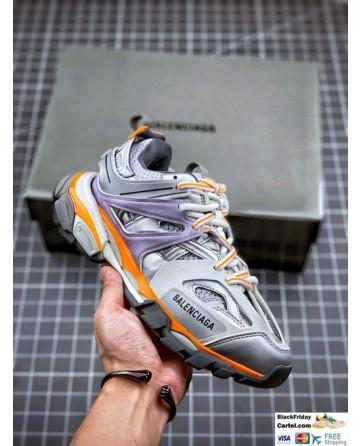 Cheap Balenciaga Track Multicolor Tess 3.0 Sneakers No Light