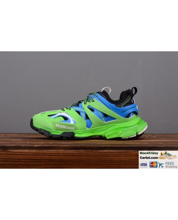 Balenciaga Track 3.0 Sneaker Tess.s.Gomma Green