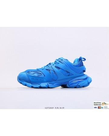 Balenciaga Track 3.0 Triple Blue Shoes