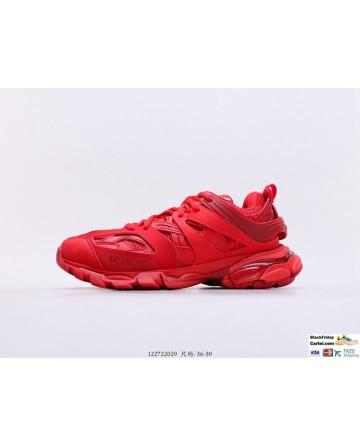 Balenciaga Track 3.0 Triple Red Shoes