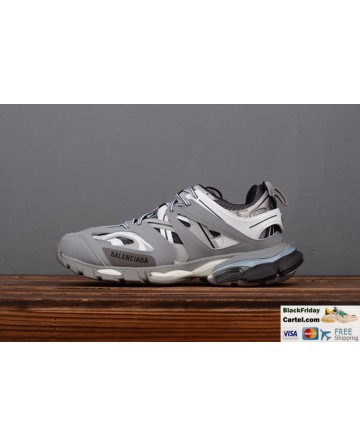 Balenciaga Track Trainers Tess.s.Gomma Grey Sneaker