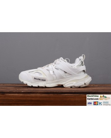Balenciaga Track Trainers Tess.s.Gomma White Sneaker