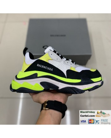 Balenciaga Triple S Vintage TPU Sports Shoes Best Seller