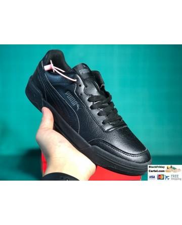Black Puma Caracal Sneakers - Men's Shoes