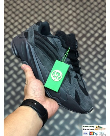 High Quality Adidas Yeezy Boost 700 V2 Black Shoes