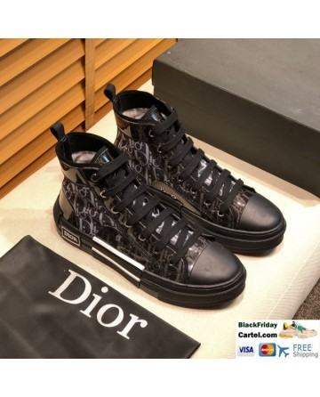 High Quality Christian Dior 2019 New Black Casual Men's Shoes