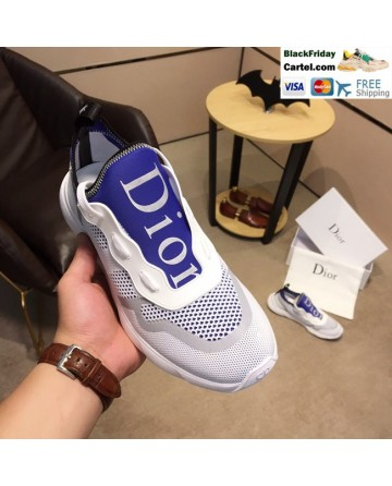 High Quality Dior 2019 New Blue Casual Sports Men's Shoes
