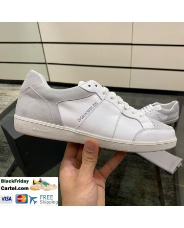 Hight Quality Dior 2019 New Men'S White Casual Shoes