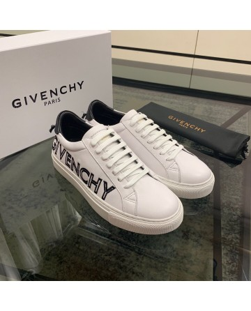 High Quality Givenchy 2019 New Men's White And Black Casual Shoes