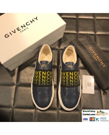 High Quality Givenchy 2018 Winter Blue Casual Men's Shoes