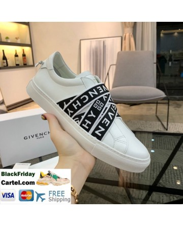 High Quality Givenchy 2019 New Men'S Black&White Casual Shoes