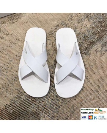 High Quality Givenchy 2019 Spring And Summer New White Men's Sandals