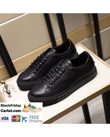 High Quality Givenchy 2019 Spring New Men'S Black Casual Shoes