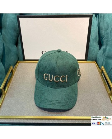 High Quality Gucci Baseball Cap Green Cheap