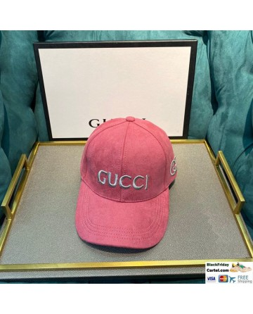 High Quality Gucci Baseball Hat Pink For Women