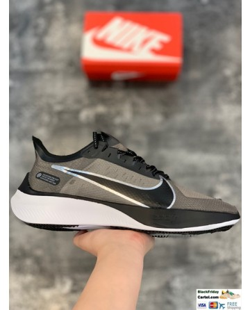 High Quality Nike Zoom GRAVITY Fluorescent Black Casual Running Shoes