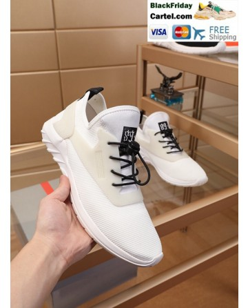 High Quality Prada 2019 New Classic White Sports Men's Shoes