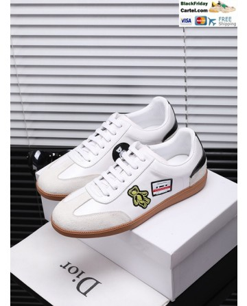 Hight Quality Dior 2019 White Casual Men's Shoes