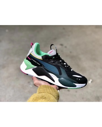 Replica PUMA Transformers Gree &Green Running Shoes