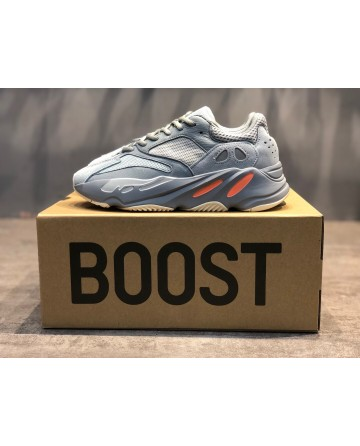 Yeezy Boost 700 Wave Runner Grey&Blue Dad Shoes