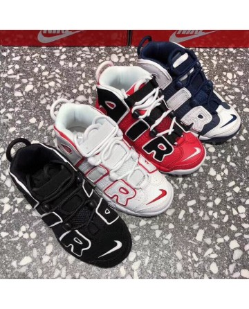 AJ Children Shoes Red/ White/ Black