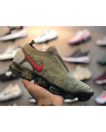 Replica Nike Air Vapor Max Flyknit 3.0 Gree Shoes