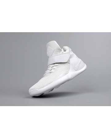 Nike High Cut Air Mag White Shoes