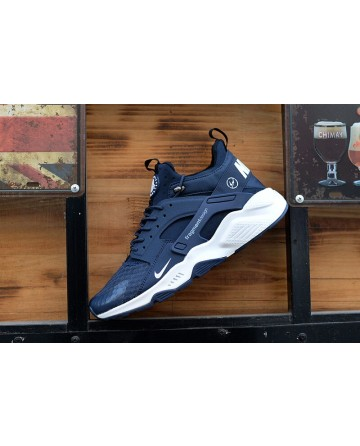 Nike Huarache City Low X LD-ZERO Blue Shoes