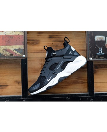 Nike Huarache City Low X LD-ZERO Black&White Shoes