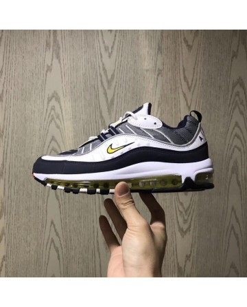 Nike Air Max 98 Grey White Shoes