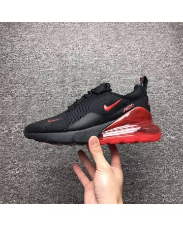 Nike Air Max 27C Red&Black Shoes
