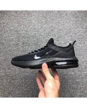 Replica Nike Leisure Air Cushion Black Running Shoes