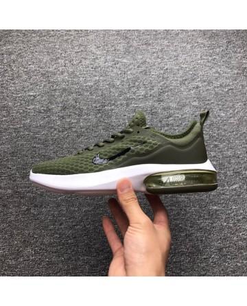 Replica Nike Leisure Air Cushion Green Running Shoes