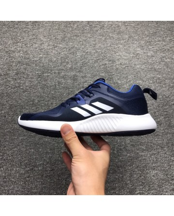 Adidas Bounce Blue Running Shoes