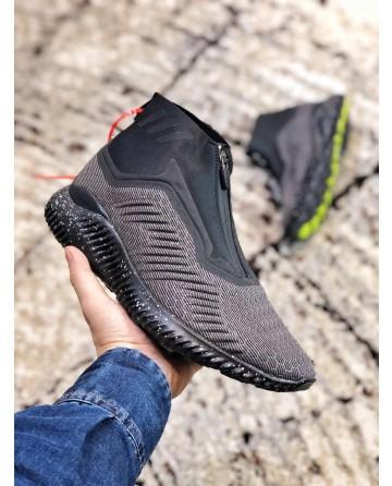 Adidas Alpha Bounce Zip Dark&Grey Shoes