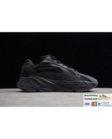 Kanye West × Adidas Yeezy Runner Boost 700 Retro Black Dad Shoes