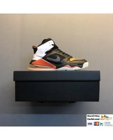 Nike Air Jordan Mars 270 Men's Shoes Black & Orange