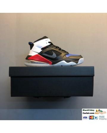 Nike Air Jordan Mars 270 Men's Shoes Black & Red