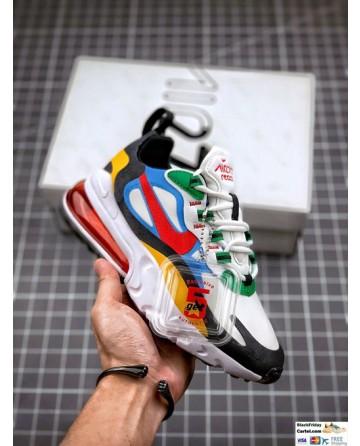 Nike Air Max 270 React Multicolor Sneaker