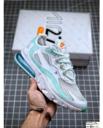 Nike Air Max 270 React SE Green & Grey Men's Shoes