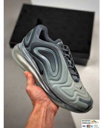 Nike Air Max 720 Grey Sneakers for Men