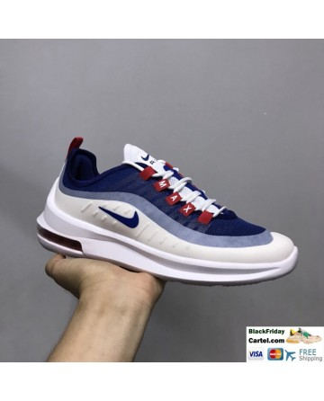 Nike Air Max 98 Axis Men's Casual Running Shoes Blue & White