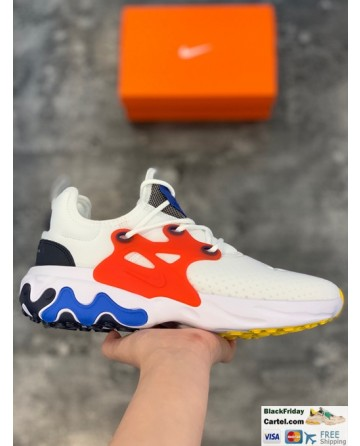 Nike Air Presto React Men's Running Shoes White