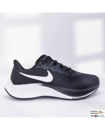 Nike Air Zoom Pegasus 37 Black Running Shoes